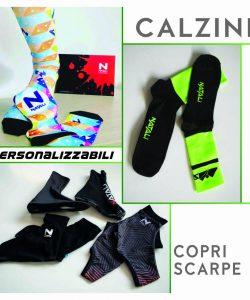 Calzini Copriscarpe personalizzabili