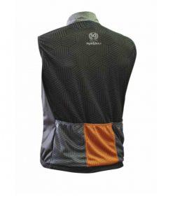 Gilet Antivento Ciclismo | Back | Natali Sportswear
